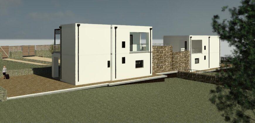 Πωλείται Μονοκατοικία  υπό κατασκευή 100 τ.μ. στο Γαβαλοχώρι, Αποκορώνου.